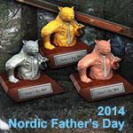 Миссии Nordic father`s Day 2014